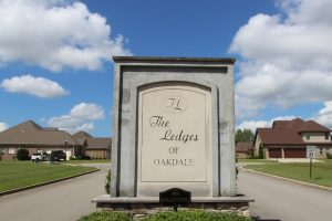 The Ledges Of Oakdale Entrance 1