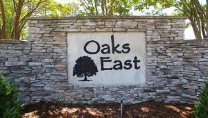Oaks East Entrance 3