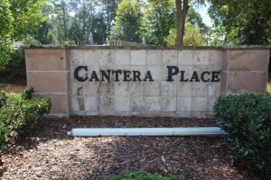 Cantera Place Entrance 1
