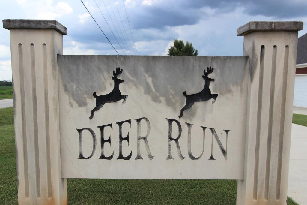 Deer Run Entrance 1