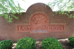 East Brook Entrance 1