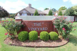 The Vinyard Entrance 1